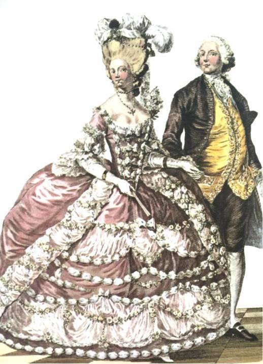 讲座纪实丨李当岐:17~20世纪欧洲时装版画图片