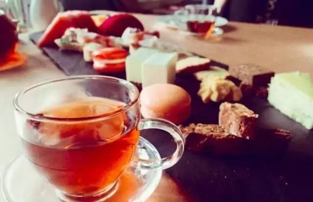 在幽静的五台山中品味法式传统下午茶,这种体验真的是美到心醉.图片