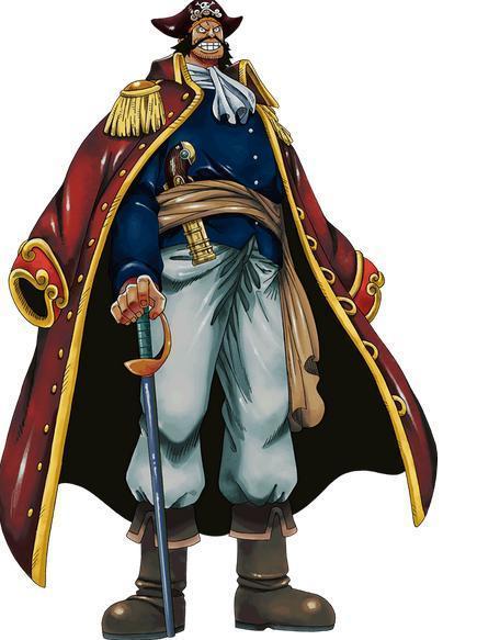 盘点《海贼王》十大最杰出领袖人物