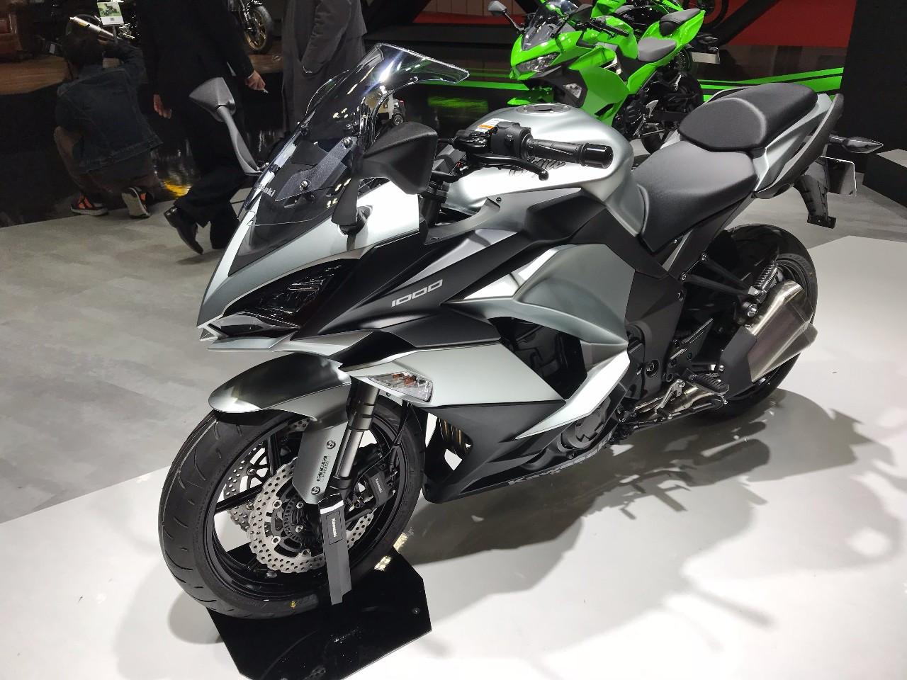 没看这些摩托?那你是看了一个假的东京车展