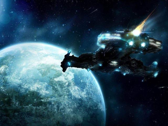 没有速度够快的太空船可让人类在有生之年到达那里.以距离地球最近