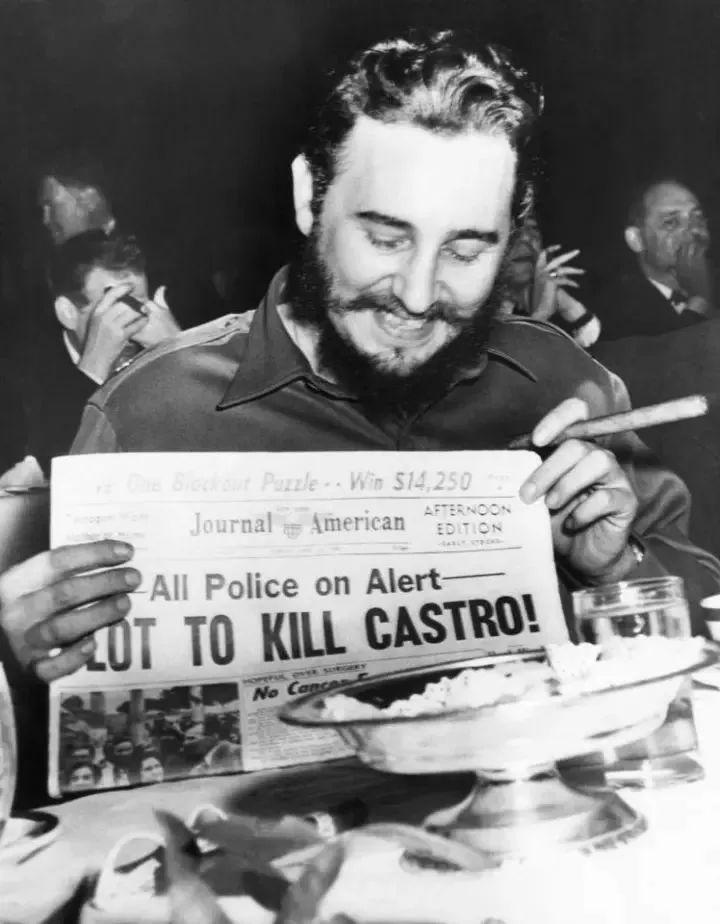 历史学家和阴谋论者的金矿: 肯尼迪遇刺机要档案解密!