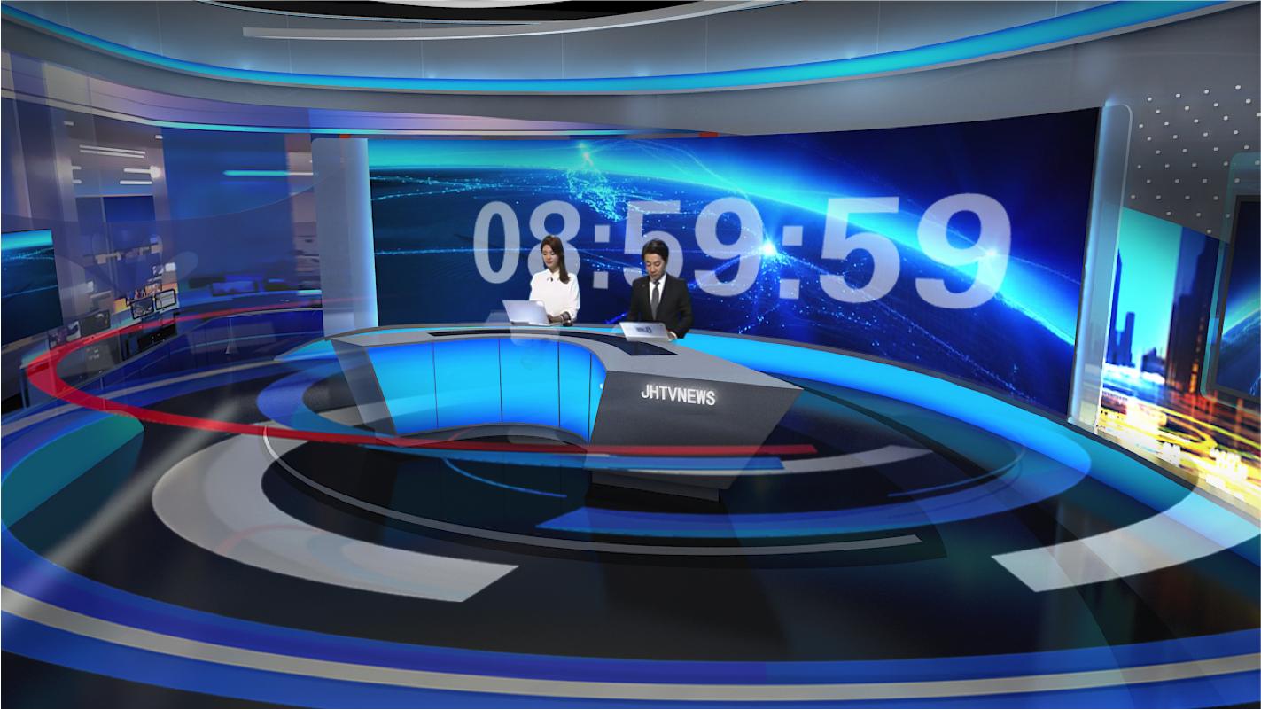 新闻中心_国内又一家新闻中心全媒体交互式演播室即将投入使用!
