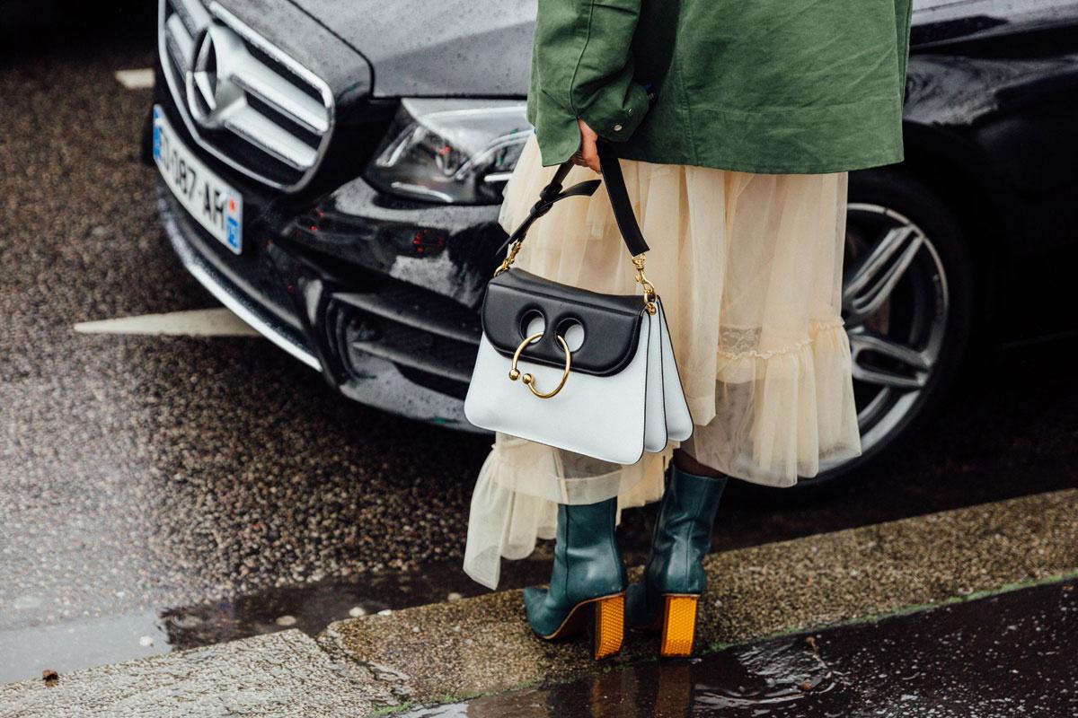 秋冬靴子穿搭术,一双靴子就能让你拥有百搭造型