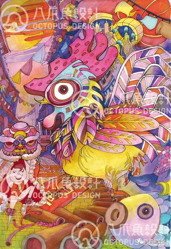 00元 《吉艺鲁美·色彩装饰画》这本书由是我们八爪鱼设计工作室针对图片