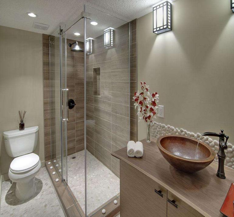 卫生间装修要注意什么细节问题 卫生间装修设计效果图