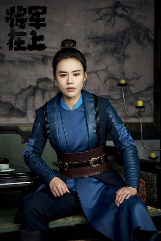 《剧情在上》马思纯:演将军女将军很过瘾打响第一枪电视剧冷面介绍