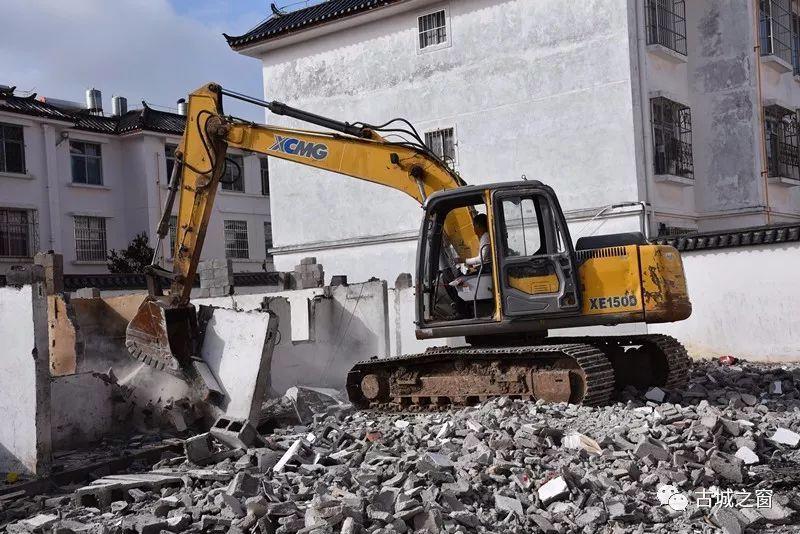 """【热点】""""两违""""整治给力!祥和街道依法拆除61间出租房"""