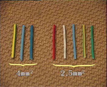 ope体育 布线原则(2)如下图:强弱电更不能同穿一根管内 布线原则(3)管内导线总截面面积要小于掩护管截面面积的40%