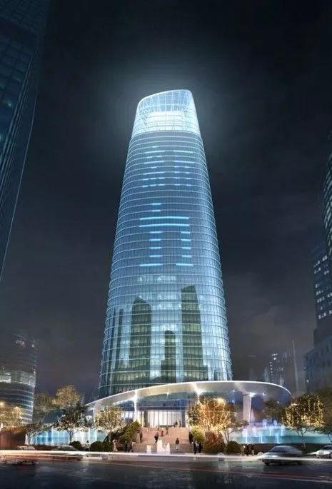 南昌新力中心:不是超高层,怎么做地标?