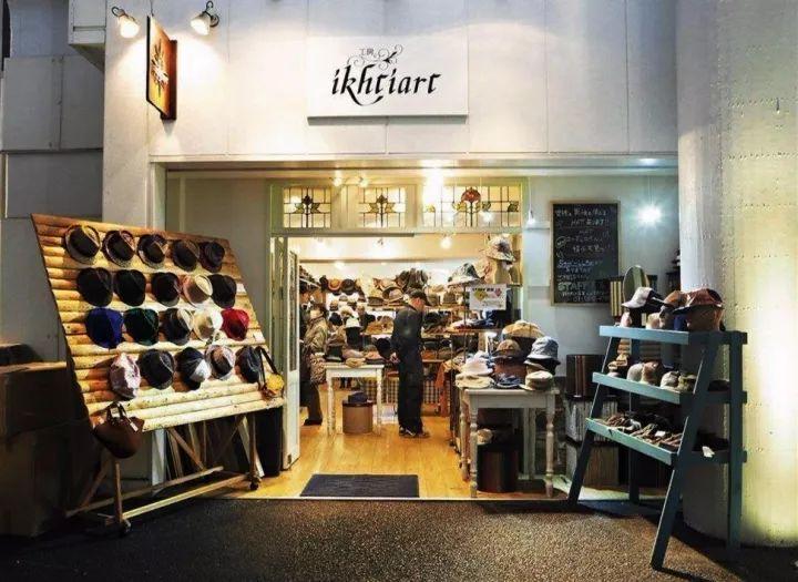 加之他们的精心布置的商店和工作坊,向到访者展示着新的生活提案.图片