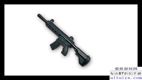 绝地求生M416配件推荐 枪托握把必不可少