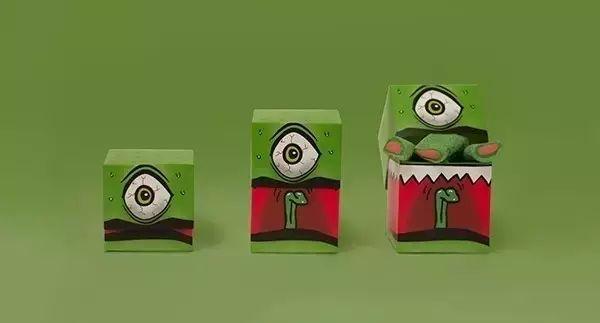 万圣节糖果盒手工制作方法