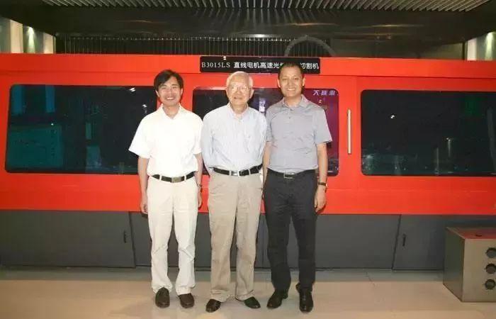 大族激光智能装备集团总经理陈焱 让中国制造走向世界的 大国工匠 MFC图片 36439 700x450