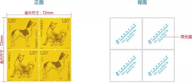 《戊戌年》生肖邮票第二图正式发布!