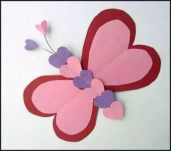 100款幼儿园蝴蝶创意手工制作,太美了!