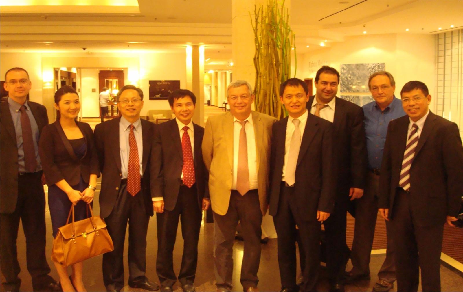 大族激光智能装备集团总经理陈焱 让中国制造走向世界的 大国工匠 MFC图片 370326 1600x1011