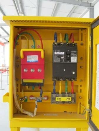 三级配电箱规范_三级配电,二级漏电保护你能说清楚吗?