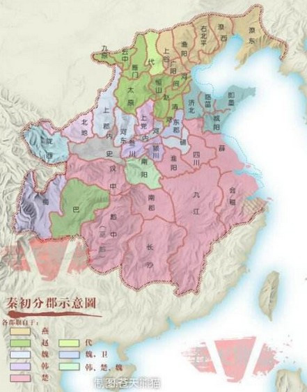 巨鹿之战后,两个小人物是如何逼迫章邯率20万秦军投降