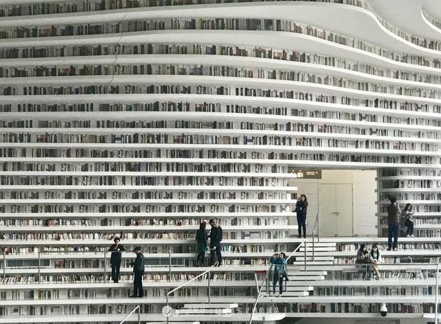 这座来自荷兰建筑师事务所mvrdv与天津城市规划设计研究院建筑分院