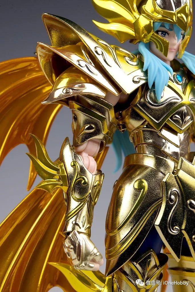 圣斗士圣衣神话ex 双鱼座阿布罗狄【神圣衣】评测 | 圣斗士星矢 黄金