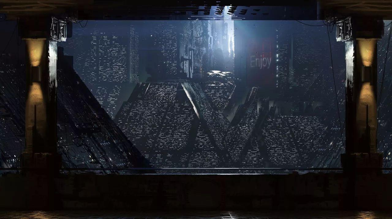 《银翼杀手2049》最全原画概念设定在这里!