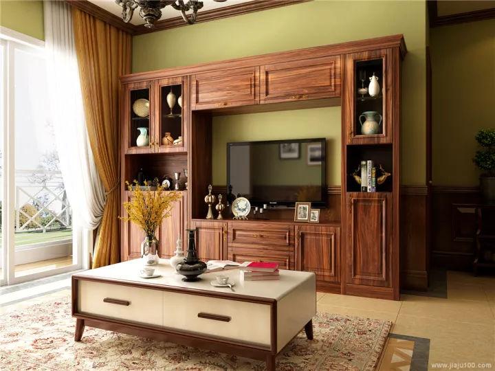 现代美式复古混搭,90平小户型的奢华精装案例!