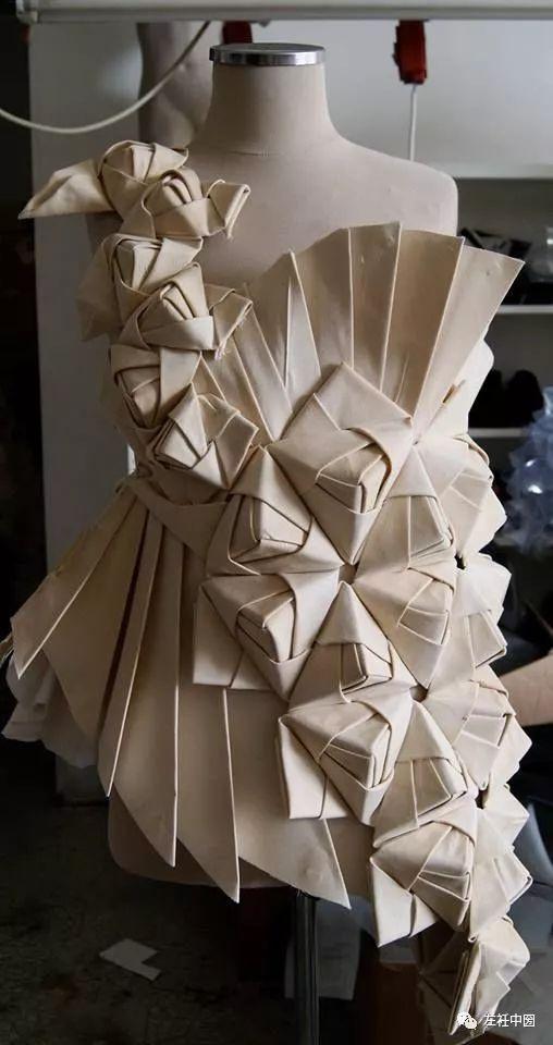 创意立体裁剪让你的灵感爆棚!