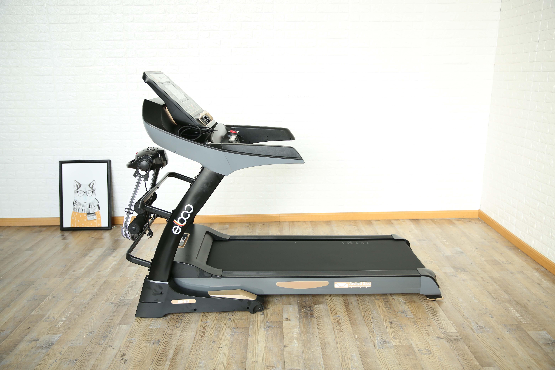 德国ELBOO益步S8王爵跑步机怎么样 使用评测