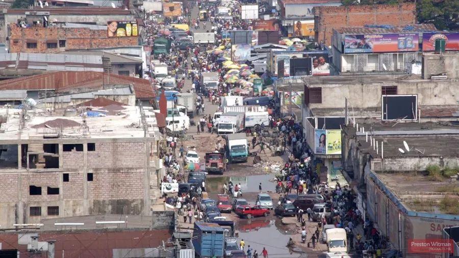 非洲的贫民住宅区,为什么不能轻易进去?