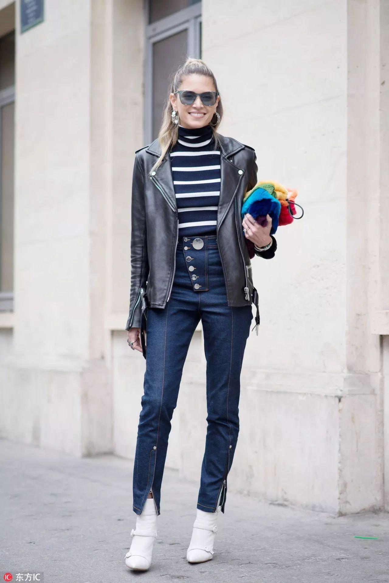 高跟设计增添了时尚的韵味,穿出了优雅气质