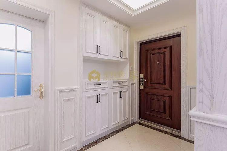 【精品案例】在常州拥有一套美式风格家,楼梯设计威武,舒适的色彩搭配图片