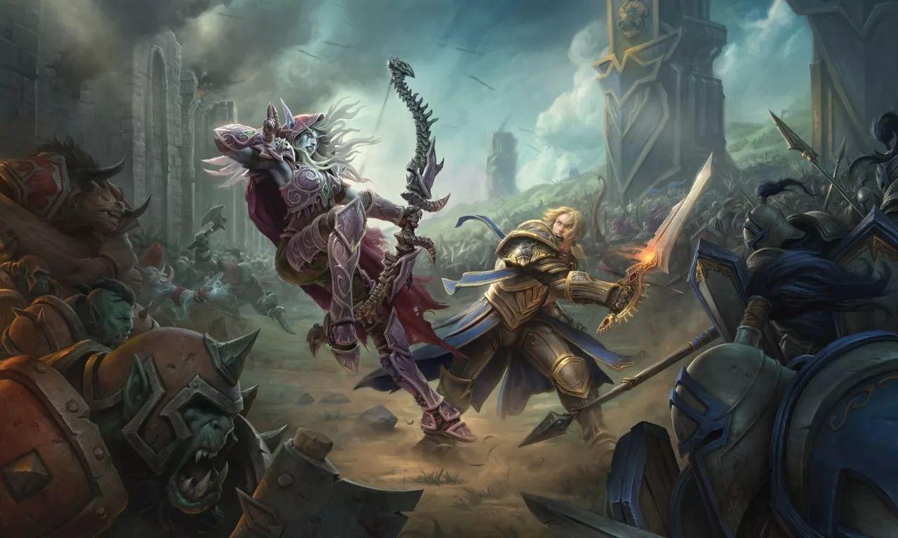 部落:至高岭牛头人,夜之子,赞达拉巨魔.