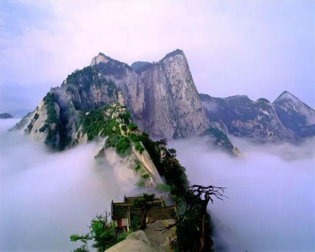 湖南张家界_4,天子山之峻(湖南张家界)
