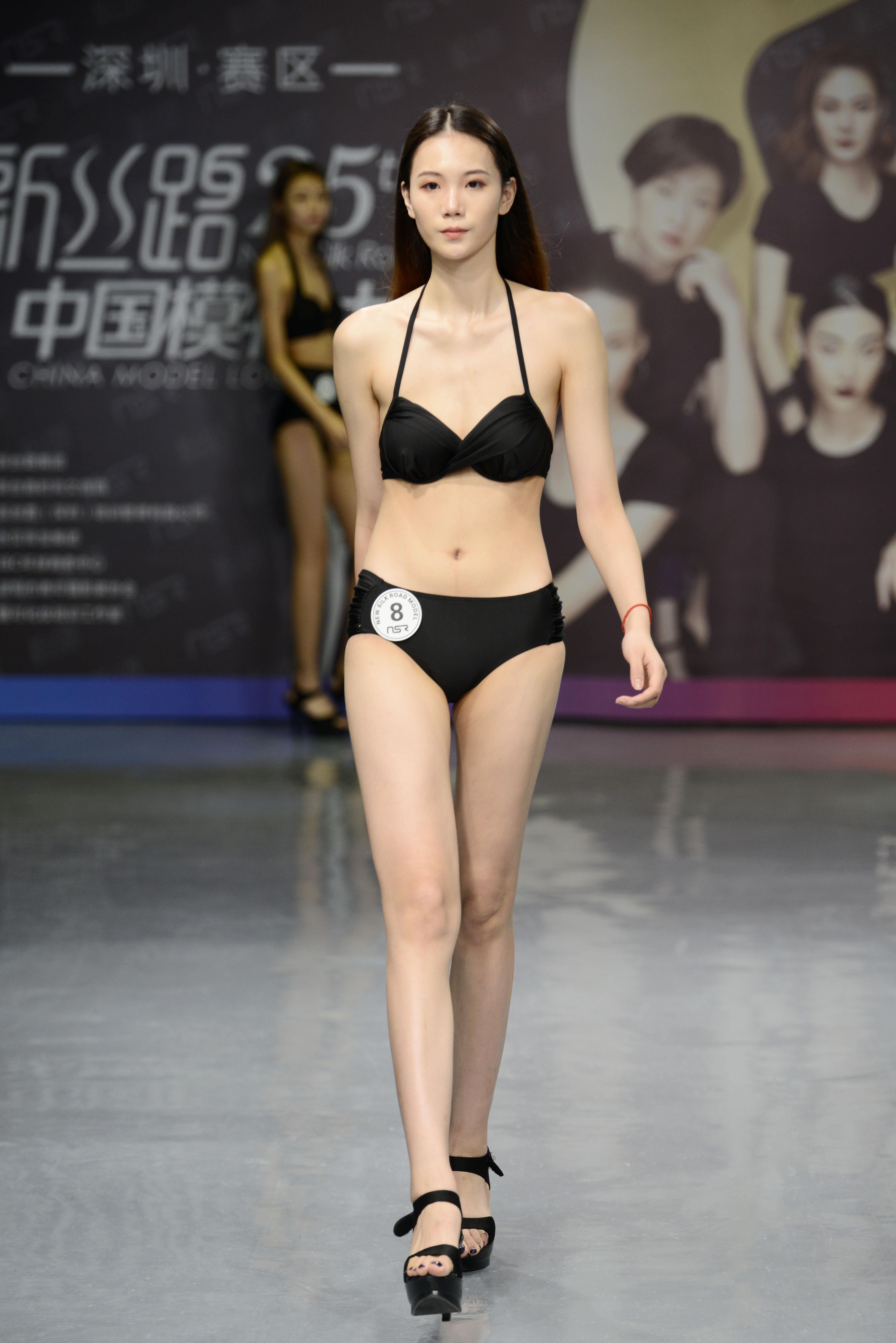 2017年新丝路中国模特大赛深圳赛区海选在深圳新丝路文创园成功举办