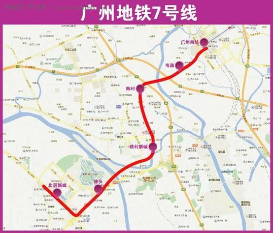 广州18条地铁线路运营 在建 规划最新进展一览图片