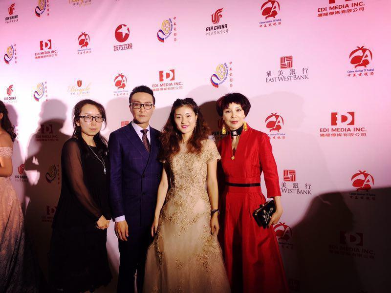 中美电影节赵秋萍携《寻找雪山》获金天使奖最佳儿童电影