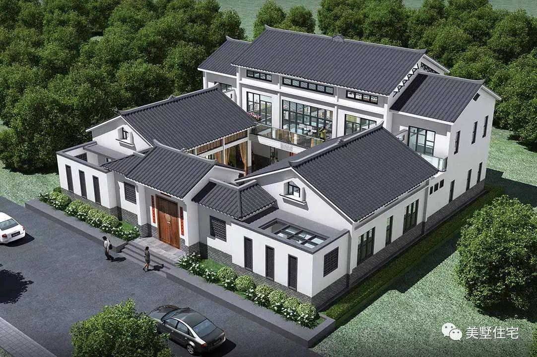 房屋设计图 平面图 农村 建房