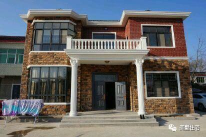 符合中国人风格的3套2层农村自建房别墅,超有古典艺术