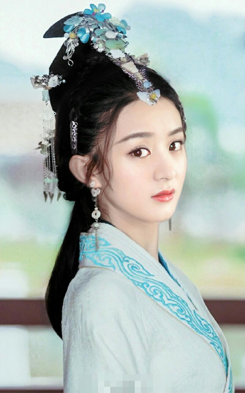 赵丽颖古装电视剧_2018年将要播出的古装剧,女主个个清雅动人让人惊艳
