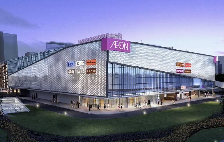 财经 正文  世茂广场作为开发区第一个正在意义上的商业综合体项目,一