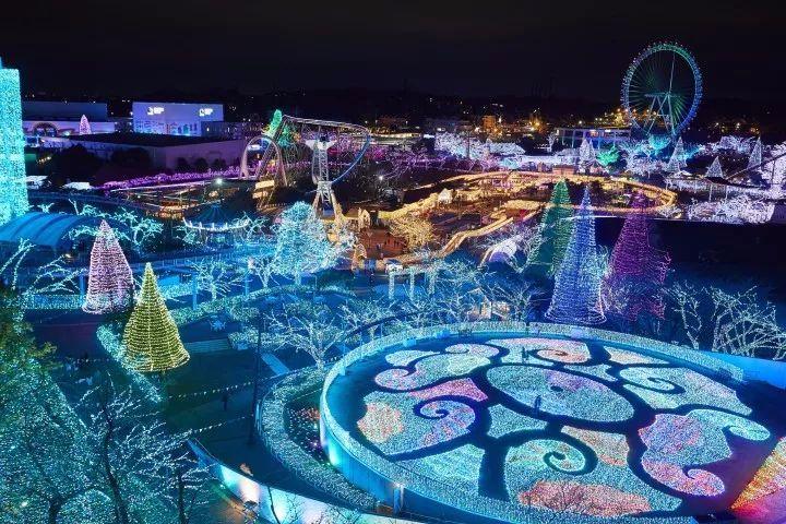 2017 2018日本东京圣诞跨年哪里过 浪漫灯饰在这里