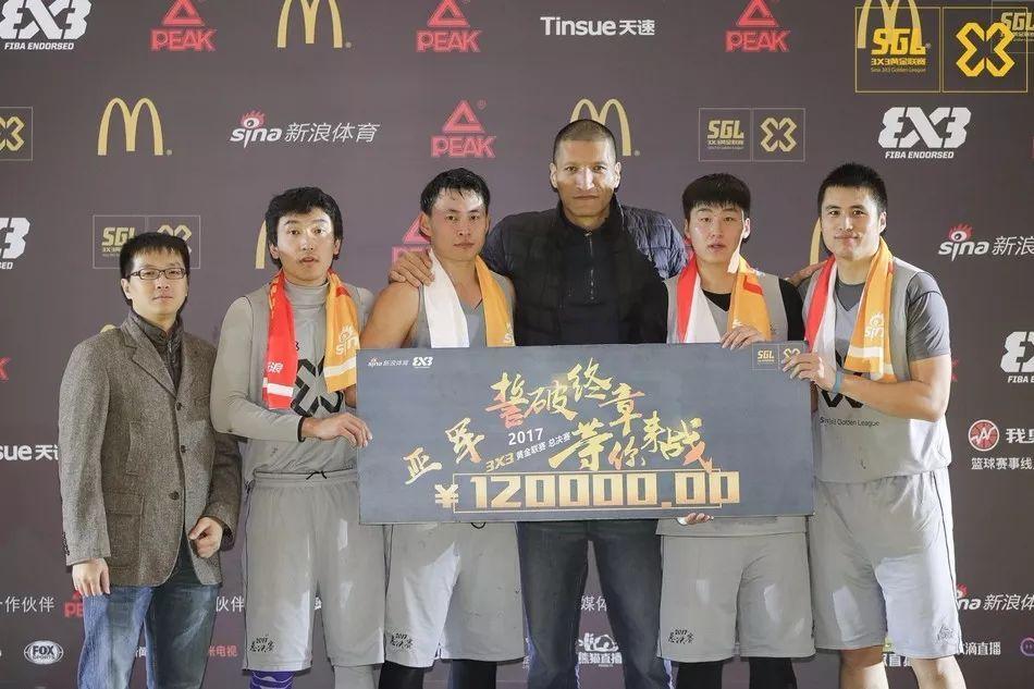 3x3黄金联赛:新时代下的命题、年轻人的主战