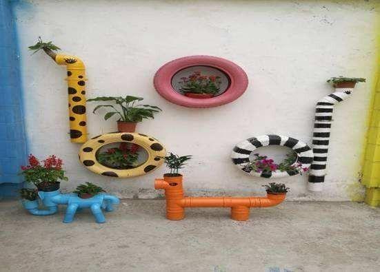 幼儿园自然角环创,创意满满!