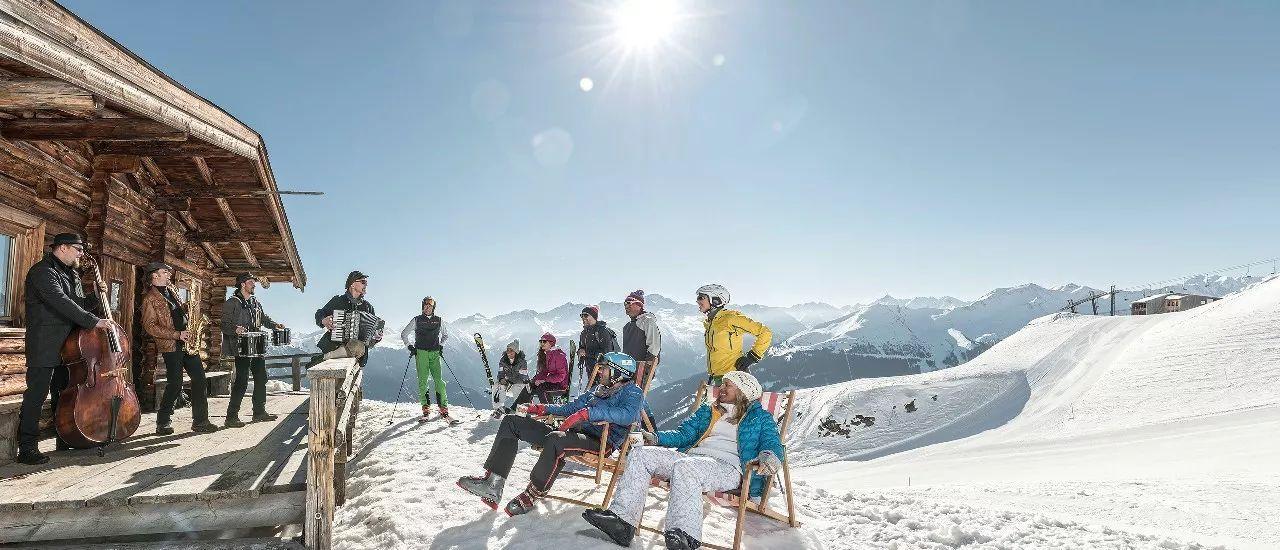 奥地利: 欧洲冬季旅游度假的领头羊