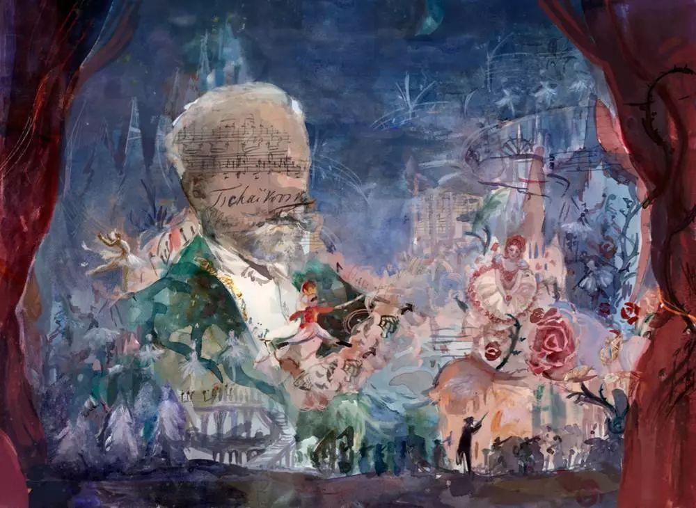 音乐欣赏:永恒的珍藏 - 纪念柴可夫斯基逝世125周年