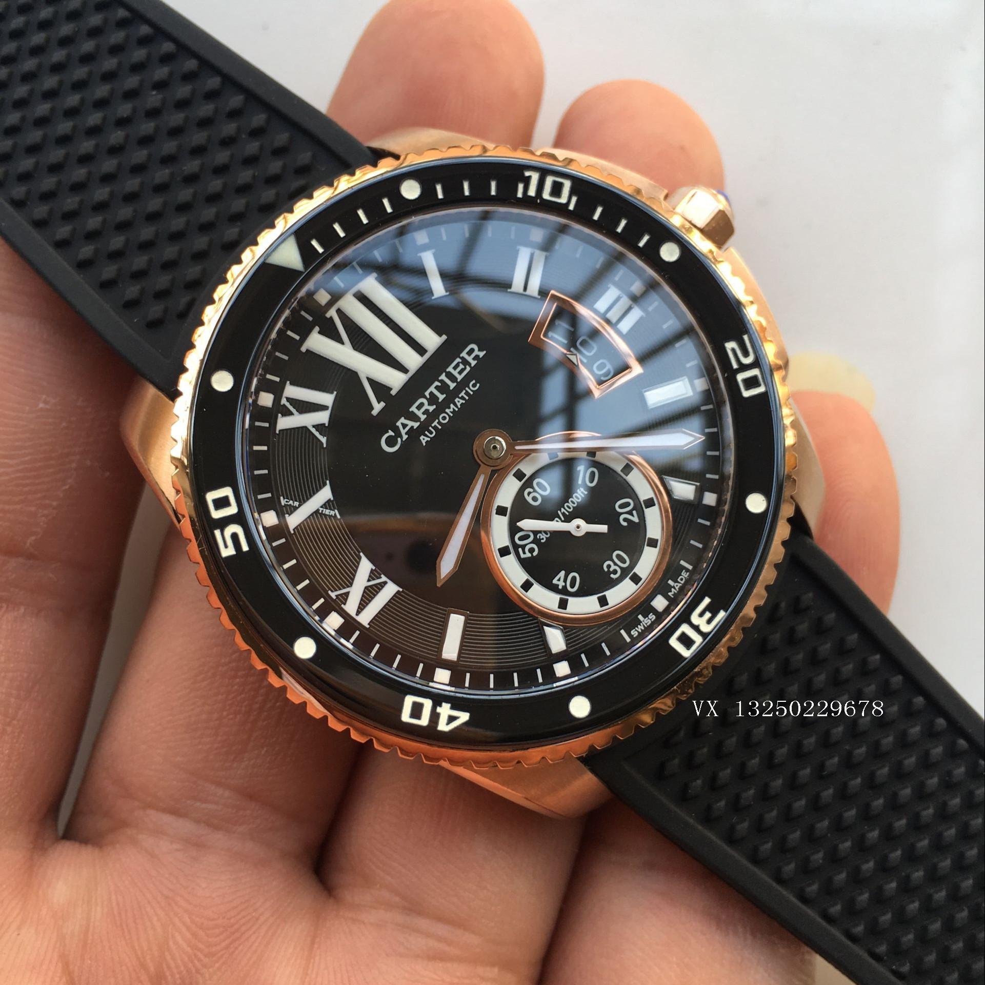 一比一精仿手表质量如何 看过卡地亚蓝气球系列自动机械手表你就知道了