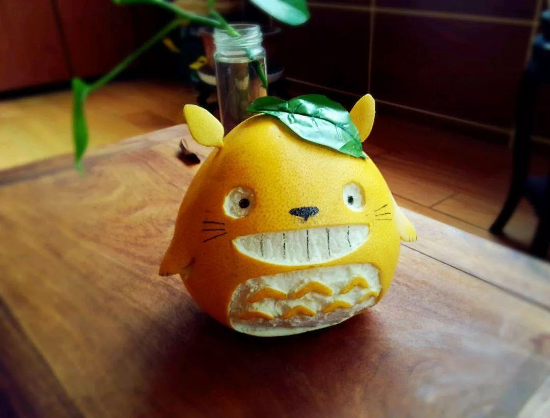 附8道食谱皮视频!教程柚子浮漂图片