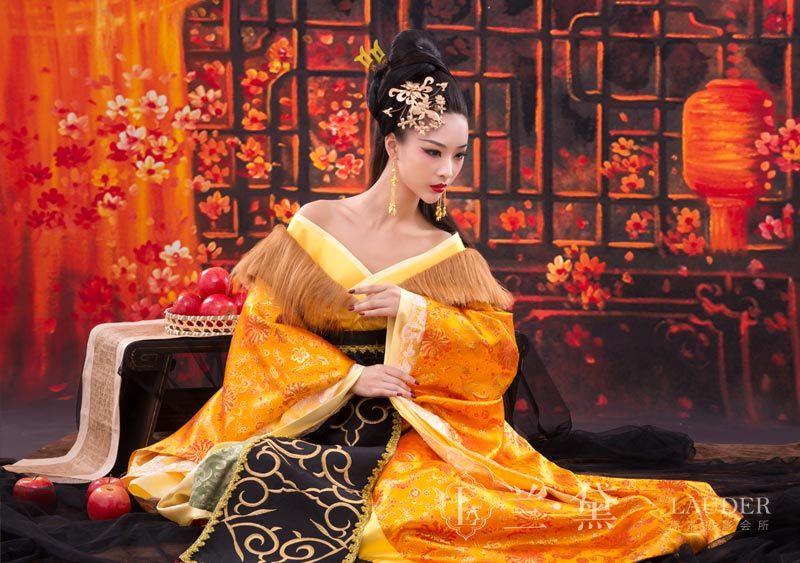 北京古装写真,兰黛高端摄影会所官网