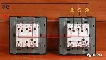插座接线图